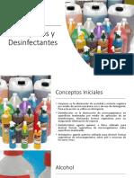 06.- Antisépticos y Desinfectantes