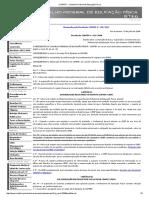 Resolução CONFEF Nº 162 2008