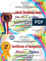 Certificate of Recognition-tarlac
