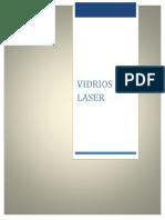 Vidrio Laser