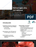 Hemorragia No Variceal