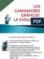 Organizadores Evolución