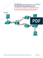 2.3.2.4 Lab - Troubleshooting IPv4 and IPv6 Static Routes - ILM - Alexis Pedroza