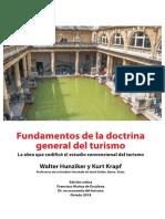 fundamentos generales de la doctrina del turismo