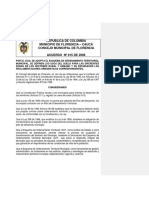 Acuerdo Eot 2006