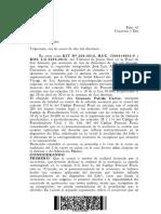 CA Valparáiso Acige Nulidad Desacato Inimputable Recurso 2223-2016