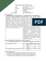 Rpp Lokakarya Bisnis Online Kd 3.1 Wahid Syahril s