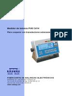 Puec41 User Manual Es