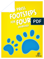 BJU Press Footsteps for Fours VPK Overview
