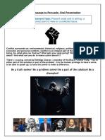 ULTP POV Presentation