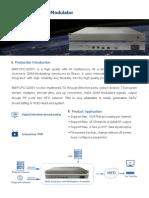 Bwfcpc-q2001 48qam Modulator