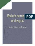 Brujulas