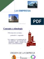 La Empresas -Conceptos Generales (1)