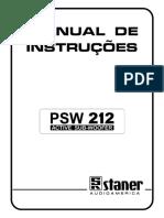manual -psw212