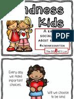 Social Skill Stories Kindness Kids Kindness Natsionspeaking Skills