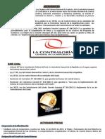 ANTECEDENTES,BASE LEGAL,ACTIVIDAD PREVISTA,DIAGNOSTICO Y RESULTADOS DEL DIAGNOSTICO(CONTROL INTERNO).pptx