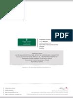 Las Tecnicas Proyectivas Como Metodo de Investigacion y Diagnostico