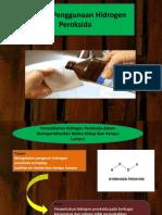Aplikasi Penggunaan Hidrogen Peroksida