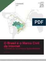 Igarape o Brasil e o Marco Civil Da Internet