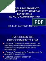 10. El Acto Administrativo