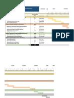 Cronograma Diplomado de Estructuras DIP-EBES-1801