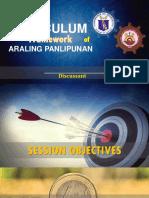 Araling Panlipunan Curriculum Framework