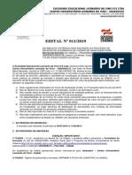 Edital Uniasselvi Indaial e EAD Bolsa Estudo UNIEDU 2019-2