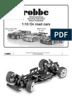 Automodele Electrice Scara 110 2021