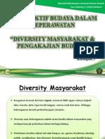 Budaya - Diversity Masyarakat