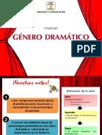 Clase 3 Genero Dramatico Ppt