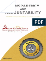Transparency and Accountability Booklet