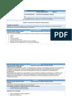 FAM Planeacion de Actividades 2019-2