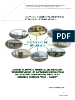 Estudio Impacto Ambiental General