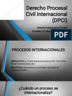 Dproc Civil Internacional