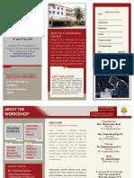 Msec Workshop Brochure