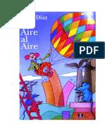 Jorge Díaz - Del aire al aire
