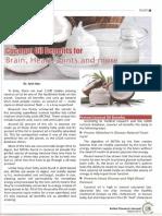CPCRI Annual Report 2016-17 | Agriculture | Coconut