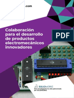 eBook Working Together for Developing Innovative Electromechanical Products ES