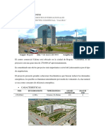 ANTECEDENTES Centro Comercial