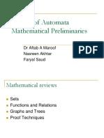 Lecture 02.1-Methematical Preliminaries