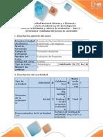 Guía de Actividades y Rúbrica de Evaluación - Fase 3 -