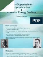 Born Oppenheimer Approximation