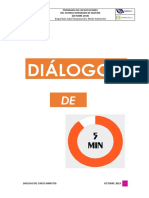 Diálogos 5 Minutos Octubre