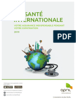 Brochure de ma santé internationale