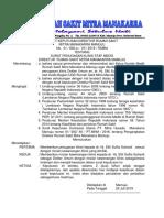 Surat Keputusan Direktur Rumah Sakit