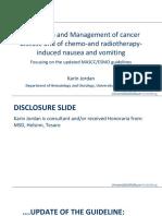 Antiemetic MASCCESMO Update, Jordan,02-2017.Pptx