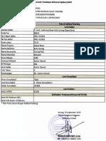 Formulir Pendaftaran SAKTI