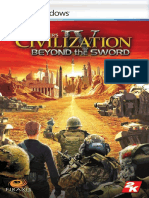 Sid Meier's Civilization 4 - Beyond the Sword (FR)