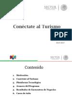 Presentacioin Coneictate al  Turismo -v 11 abr 2017.pptx