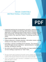 11.Chapter 3 Brain-compatible Instructional Strategies